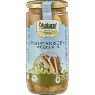 Vegetarische Würstchen  200g