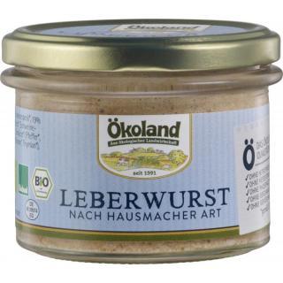 Gourmet Leberwurst Hausmacher Art  160g