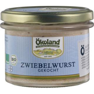 Gourmet Zwiebelwurst 160g