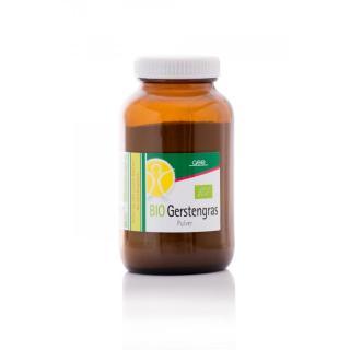 Gerstengras Pulver  120g