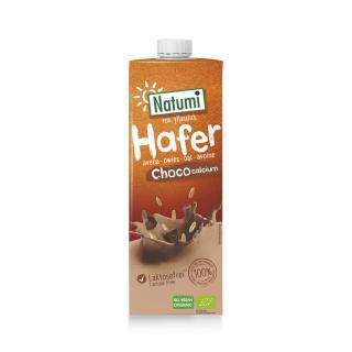 Haferdrink choco calcium  1Ltr