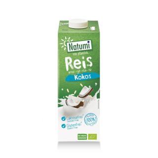 Reis Kokos Drink 1 Ltr