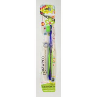Kinderzahnbürste Nylonborsten soft