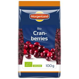 Cranberries, gesüßt  100g