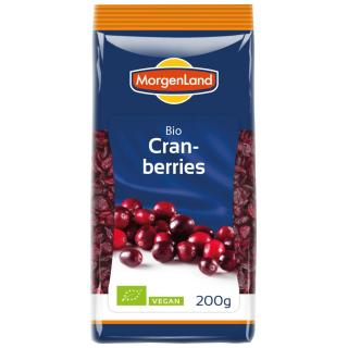 Cranberries, gesüßt  200g