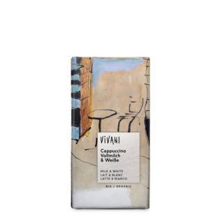 Cappuccino Schokolade 100g