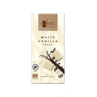 Rice Chock White Vanilla 80g