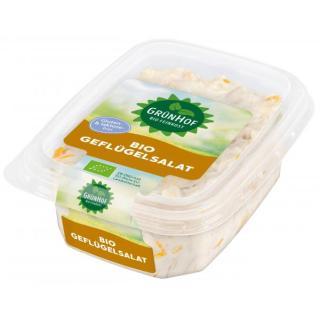 Bio Geflügelsalat 125g ''Grünhof''