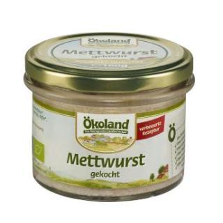 Gourmet Mettwurst  160g