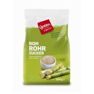 GREEN Rohrzucker  500g