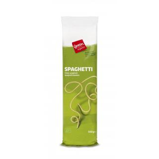 GREEN Spaghetti, hell  500g