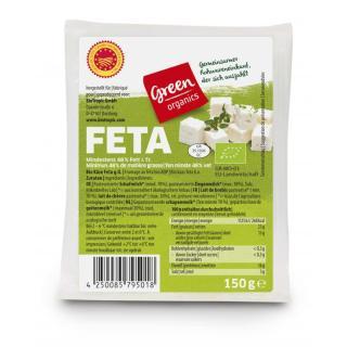 GREEN griechischer Feta  150g (Schaf/Ziege)