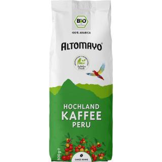 Altomayo Kaffee, Bohne  500g