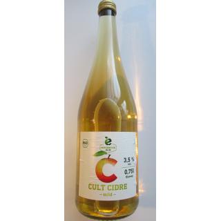 Apfelcidre, mild  0,75Ltr