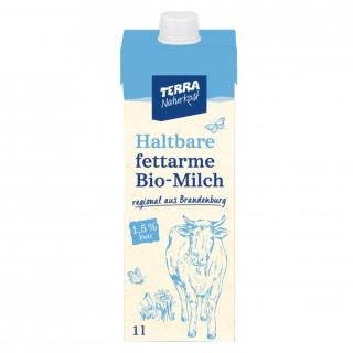 TERRA H-Milch 1,5%  1 Ltr.