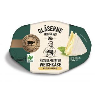 Bio-Camembert Gläserne Molkerei