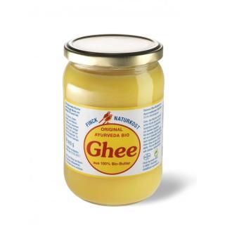 Ghee /Reines Butteröl 480g