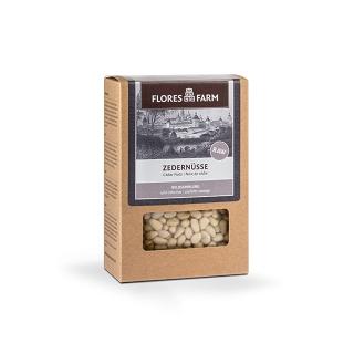 Premium Bio Zedernüsse, Mongolei  80g