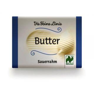 Bio Sauerrahm-Butter  250g