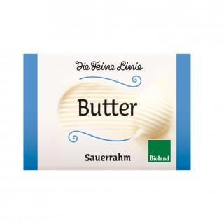 Die Feine Linie Sauerrahm Butter  250g
