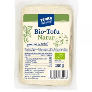 Terra Tofu natur 250g