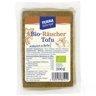 Terra Räucher Tofu  200g