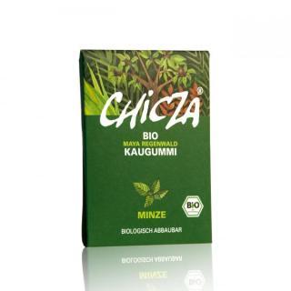 Chicza Bio Kaugummi Mint  30g