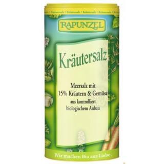 Rapunzel Kräutersalz 125g