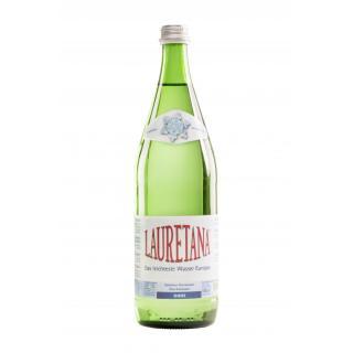 Lauretana Mineralwasser  ''Ohne''  1Ltr