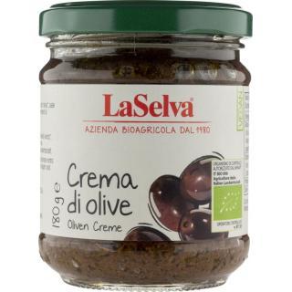 La Selva Olivencreme, schwarz