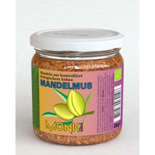 Monki Mandelmus 330g