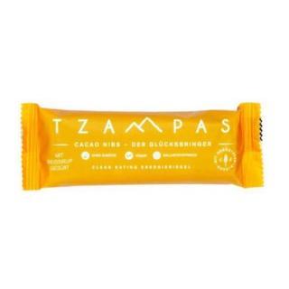 Tsampa Cacao Nibs Bar  40g