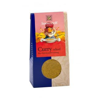Curry, scharf, gemahlen  35g
