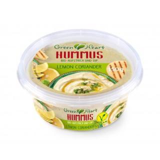 Green Heart Hummus Lemon Coriander 150g